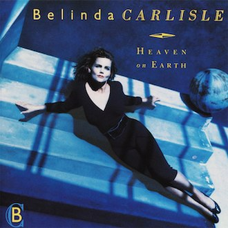 Heaven on Earth (Belinda Carlisle album) - Image: Belinda Carlisle Heaven on Earth cover