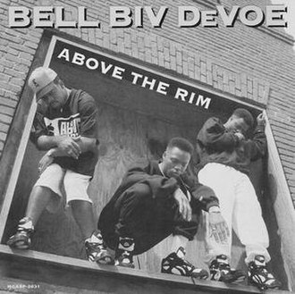 Above the Rim (song) - Image: Bell Biv Devoe Above the Rim single cover