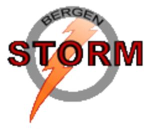 Bergen Storm - Team Logo