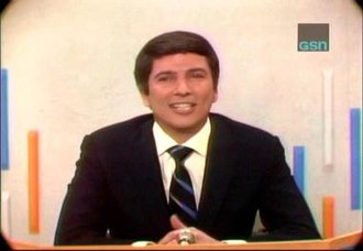 Bert Convy - Convy as substitute host on To Tell the Truth, 1968