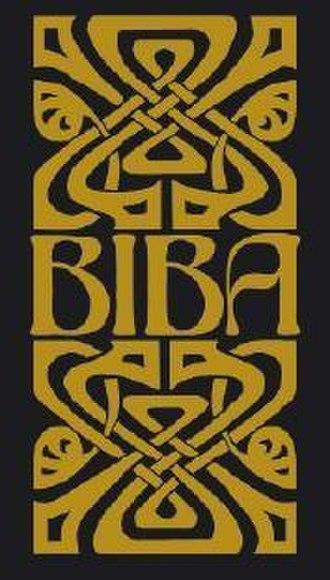 Biba - Image: Biba logo