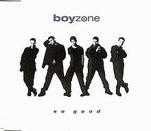 Boyzone — So Good (studio acapella)