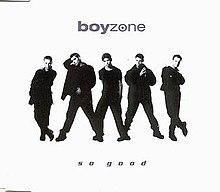Boyzone - So Good (studio acapella)