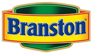 Branston (brand) - Image: Branston Logo