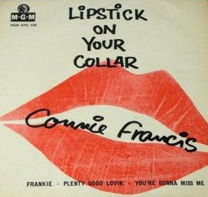 Lipstick on Your Collar (song) - Image: CF Lipstick