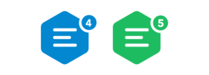 CKEditor - Image: CK Editor 4 and CK Editor 5 logos