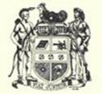 Carlisle, Pennsylvania - Image: Carlisle coat of arms