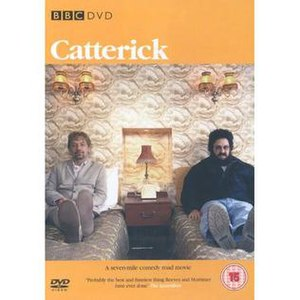 Catterick (TV series) - DVD Cover of Catterick, with Bob Mortimer as Carl Palmer and Vic Reeves as Chris Palmer