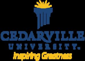 Cedarville University - Image: Cedarville University Logo