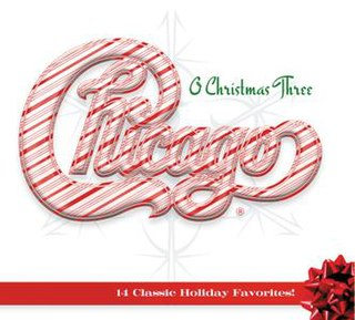 <i>Chicago XXXIII: O Christmas Three</i> 2011 studio album by Chicago