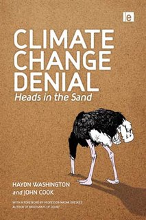 <i>Climate Change Denial</i> 2011 non-fiction book about climate change denial by Haydn Washington and John Cook