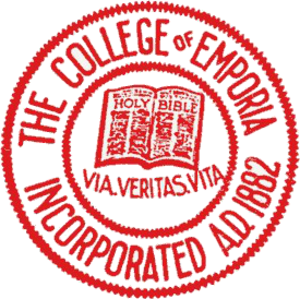 College of Emporia - Image: College of Emporia Seal