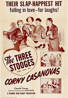 <i>Corny Casanovas</i> 1952 film by Jules White