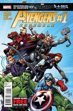The Avengers Comic Book Pdf