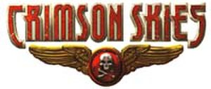 Crimson Skies - Crimson Skies logo.