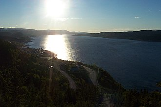 Bay of Islands, Newfoundland and Labrador - Bay of Islands in Humber Arm
