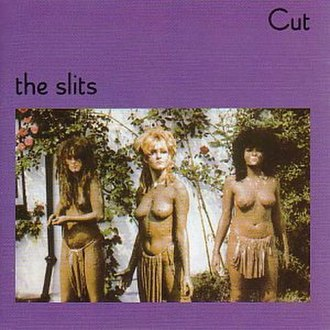 Cut (The Slits album) - Image: Cut (The Slits)