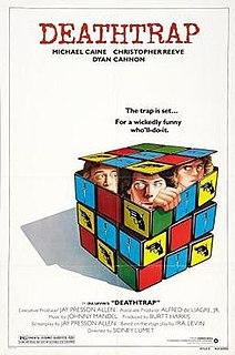 <i>Deathtrap</i> (film) 1982 film