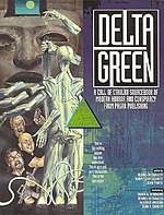 Delta Green sourcebook cover