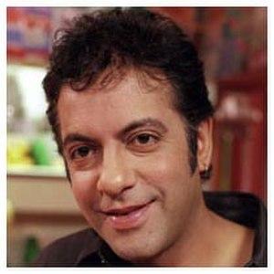 Dev Alahan - Dev as he appeared in 1999.
