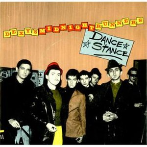 Dance Stance - Image: Dexys Dance Stance Cover