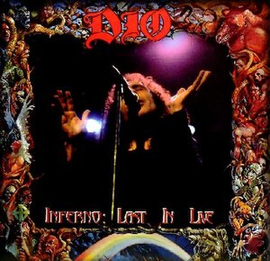 Inferno: Last in Live - Image: Dio Inferno Last In Live