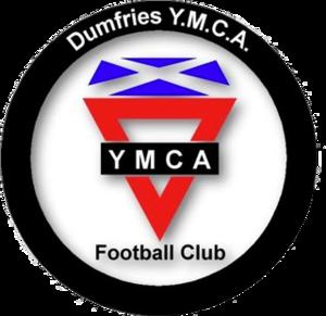 Dumfries YMCA F.C. - Image: Dumfriesymcatrans
