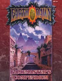 Earthdawn Gamemaster's Compendium (RedBrick Li...