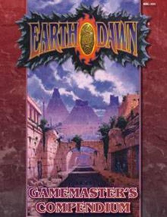 Earthdawn - Earthdawn Gamemaster's Compendium (RedBrick)