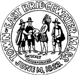 East Bridgewater, Massachusetts - Image: East Bridgewater MA seal