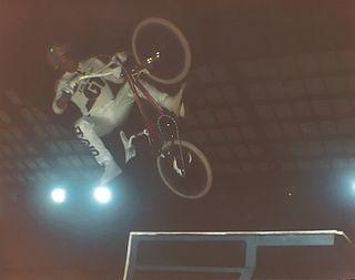 Eddie Fiola American bicycle motocross rider