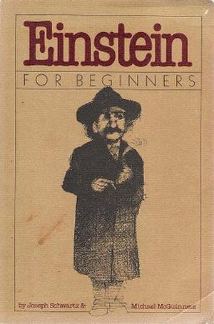 Einstein for Beginners - First edition cover