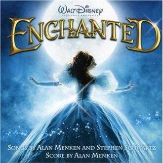 Enchanted (soundtrack) - Image: Enchanted Soundtrack