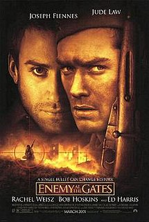 <i>Enemy at the Gates</i> 2001 film by Jean-Jacques Annaud