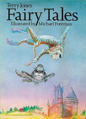 Fairy Tales (Jones book) - Image: Fairy Tales (Terry Jones) cover