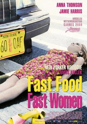 Fast Food Fast Women - Image: Fast Food Fast Women (film)