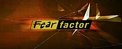Fear Factor - Wikipedia, the free encyclopedia