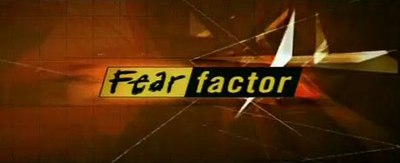 Picture of a TV show: Fear Factor