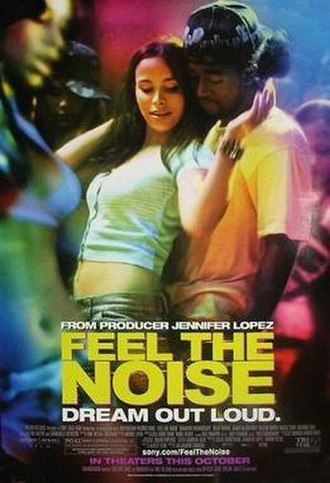 Feel the Noise - Theatrical release poster