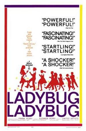 Ladybug Ladybug (film) - Theatrical release poster