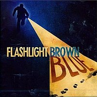 Flashlight Brown - Blue