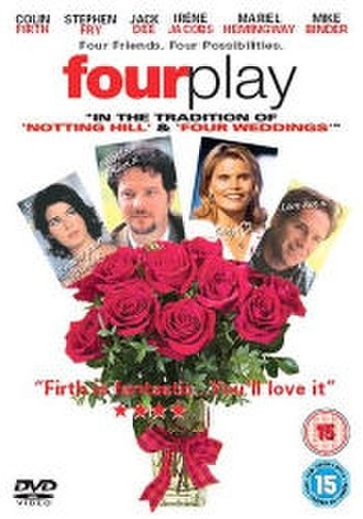 Fourplay (film) - UK DVD cover