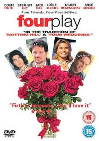 Fourplay (film) - UK DVD cover