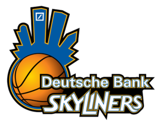 Skyliners Frankfurt - Former logo as Deutsche Bank Skyliners from 2005 until 2011