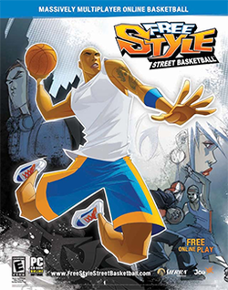 Cover of the discontinued North American FreeStyle, formerly distributed by Sierra Online