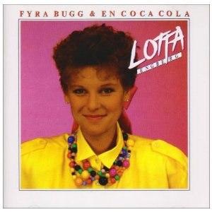 Fyra Bugg & en Coca Cola - Image: Fyra Bugg & en Coca Cola cover
