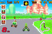 Mario Kart Super Circuit Wikipedia