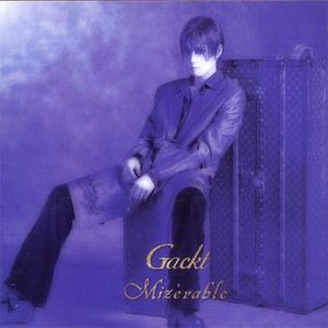 Mizérable (EP) - Image: Gacktmizerable