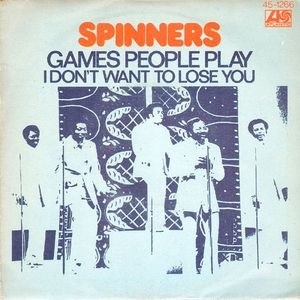 Games People Play (The Spinners song) - Image: Games People Play Spinners