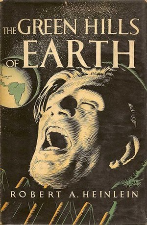 The Green Hills of Earth (short story collection) - First Edition cover